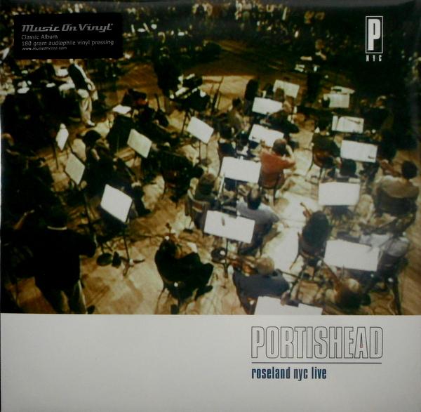 PORTISHEAD roseland nyc live LP