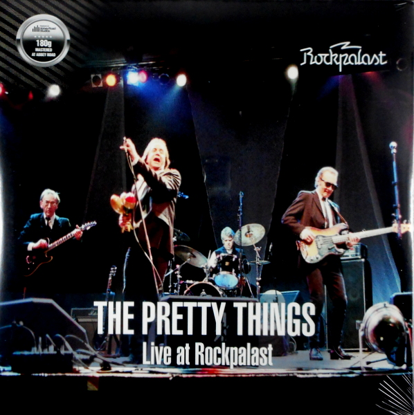 PRETTY THINGS, THE pretty things live at rockpalast LP
