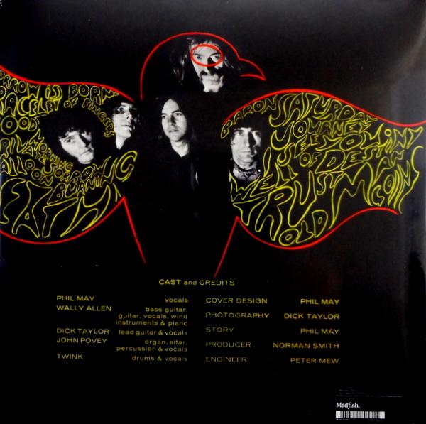 PRETTY THINGS, THE s.f. sorrow LP