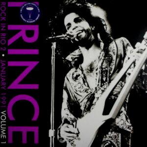 PRINCE rock in rio 2 - vol 1 LP