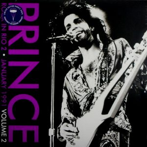 PRINCE rock in rio 2 - vol 2 LP