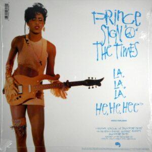 """PRINCE sign o the times 12"""""""