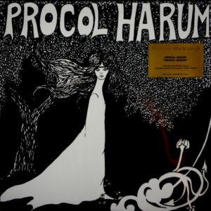 PROCOL HARUM procol harum LP