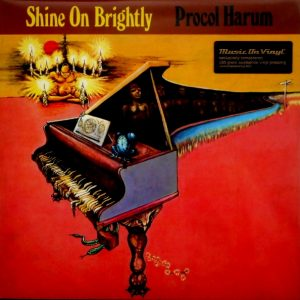 PROCOL HARUM shine on brightly LP