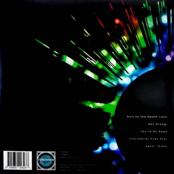 PSYCHIC LEMON frequency rhythm LP
