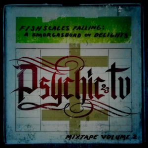 PSYCHIC TV fishscales falling vol 2 LP
