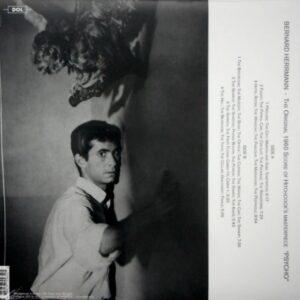 HERRMANN, BERNARD psycho - col vinyl LP