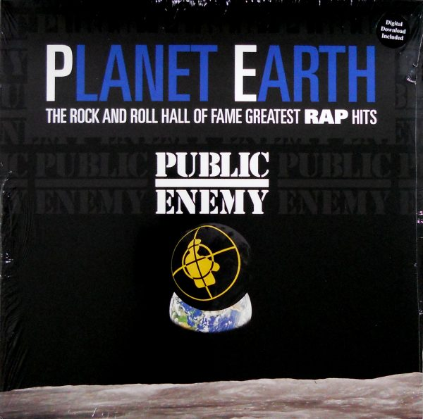 public enemy planet earth lp
