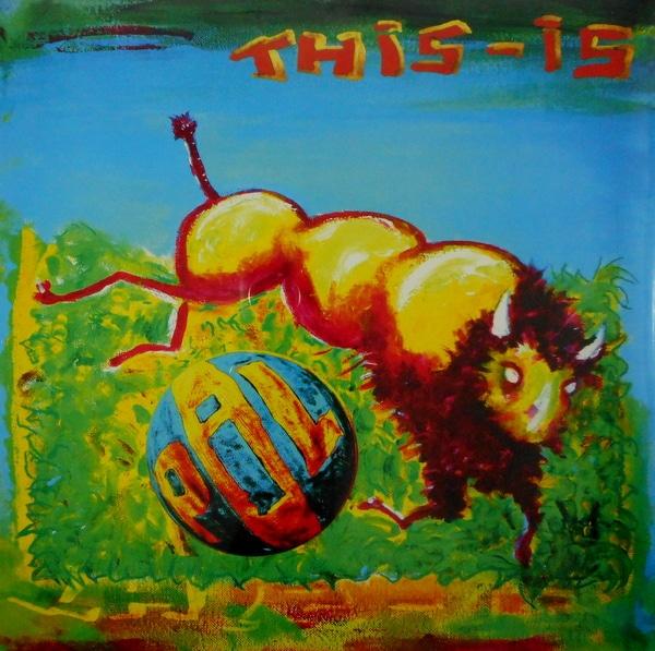 PUBLIC IMAGE LTD this is PIL LP