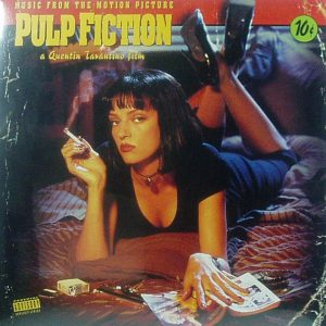pulp fiction lp