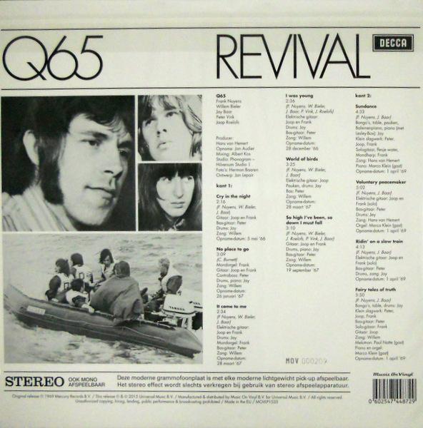 Q65 revival LP back