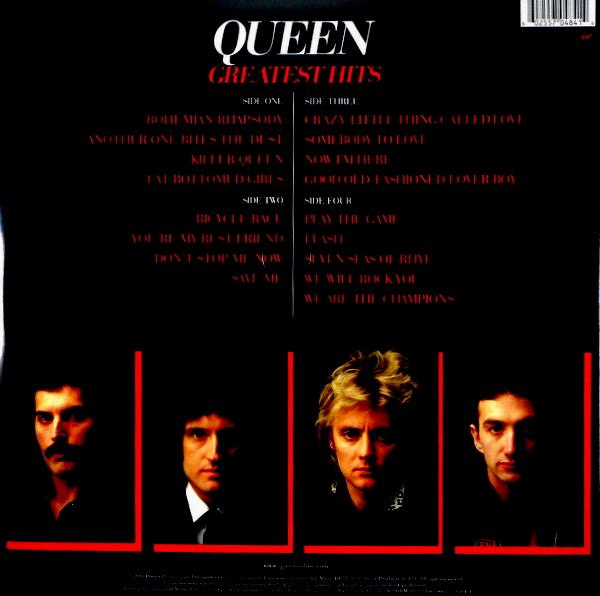 QUEEN queen greatest hits vol 1 LP