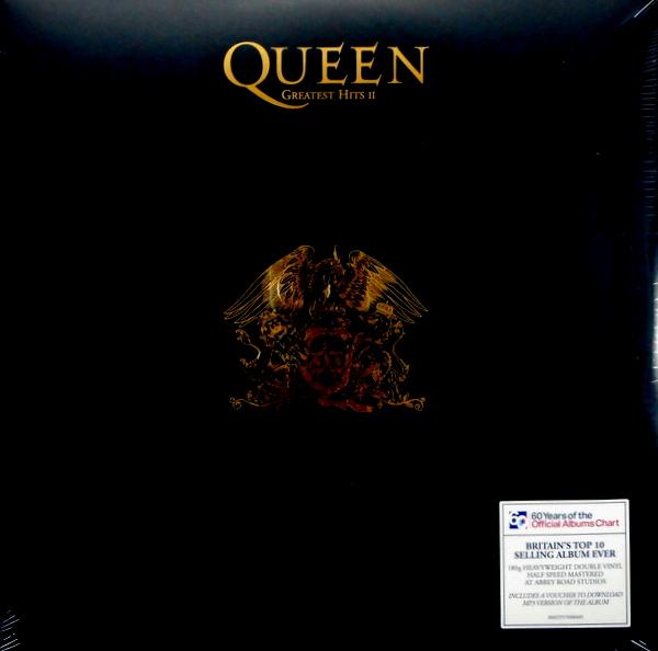 QUEEN queen greatest hits vol 2 LP