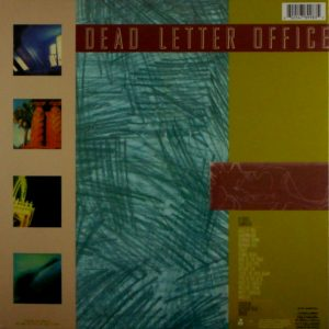 R.E.M. dead letter office LP