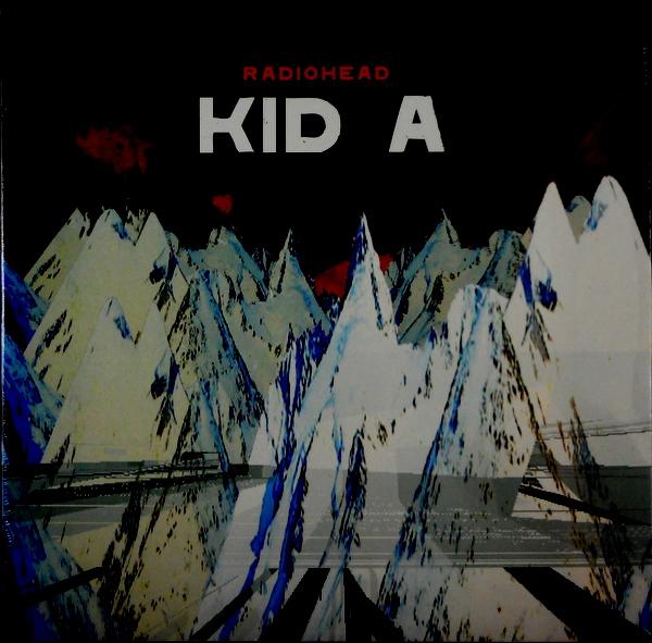 RADIOHEAD kid a LP