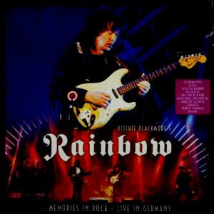 RAINBOW memories in rock - live in Germany LP
