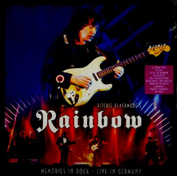 RAINBOW memories in rock - live in Germany LP