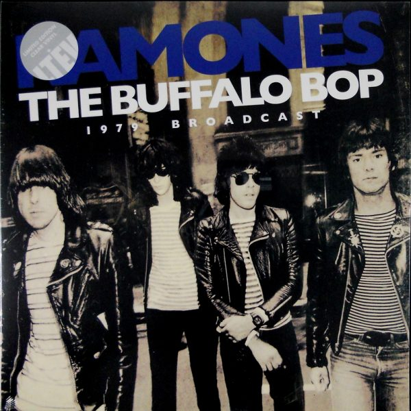 RAMONES the buffalo bop LP