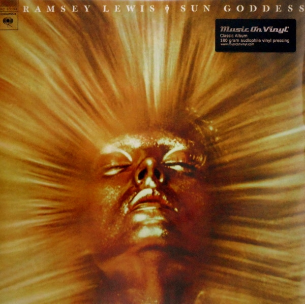 LEWIS, RAMSEY sun goddess LP