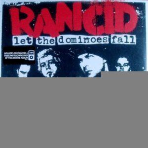 rancid let the dominoes lp