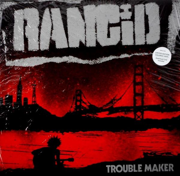 RANCID trouble maker LP
