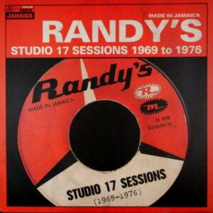 VARIOUS ARTISTS randy's studio 17 sessions LP