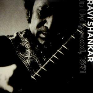 SHANKAR, RAVI in hollywood 1971 LP