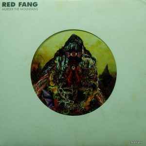 red fang murder the mountains lp