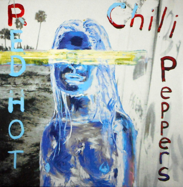 RED HOT CHILI PEPPERS by the way LP