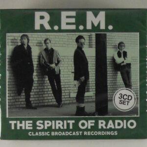 R.E.M. the spirit of radio CD