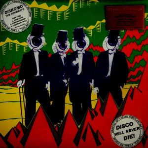 RESIDENTS, THE diskomo/goosebump - col vinyl LP