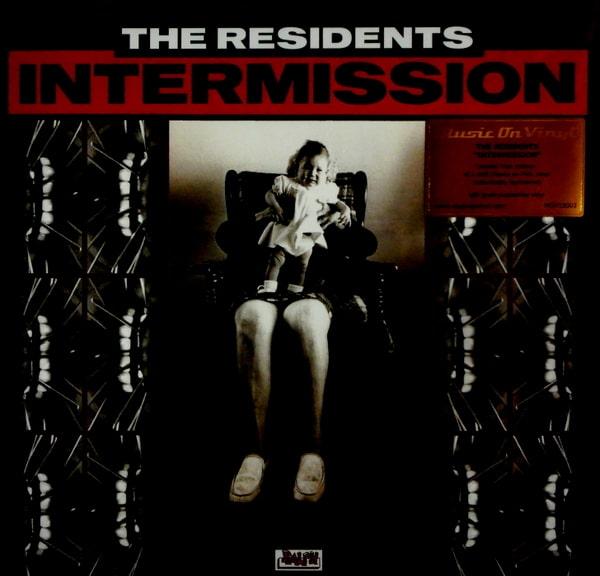 RESIDENTS, THE intermission - col vinyl LP