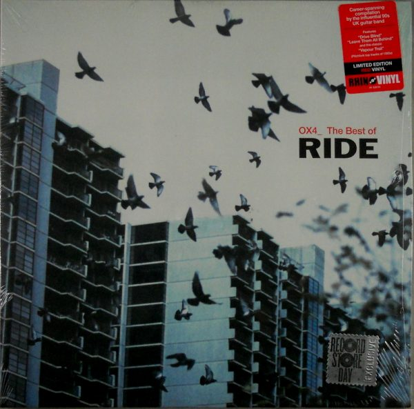 RIDE ox4 - the best of LP