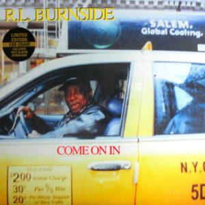 BURNSIDE, R.L. come on in LP