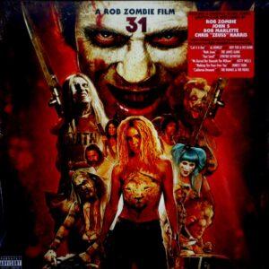 VARIOUS ARTISTS 31 - a rob zombie movie LP