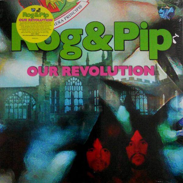 rog & pip revolution lp