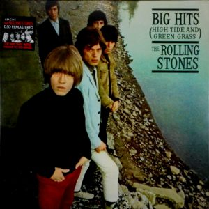 ROLLING STONES, THE big hits (high tide and green grass) LP