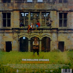 ROLLING STONES, THE hot rocks LP