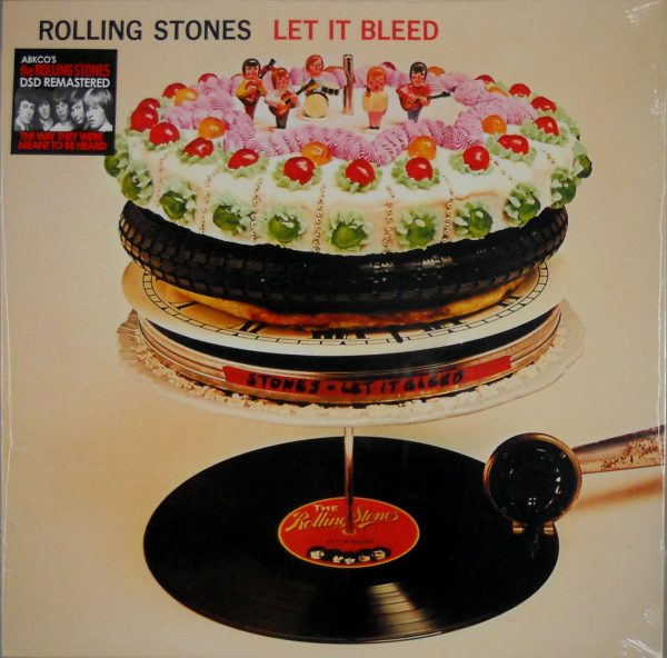 ROLLING STONES, THE let it bleed LP