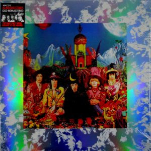 ROLLING STONES, THE their satanic majesties request LP