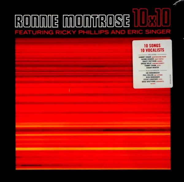 MONTROSE (RONNIE MONTROSE) 10 x 10 LP