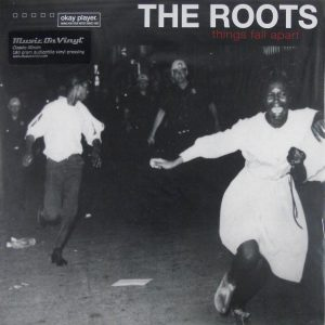 ROOTS, THE things fall apart LP