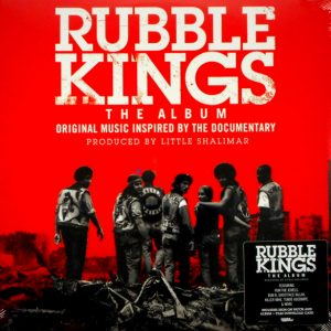 VARIOUS ARTISTS rubble kings LP