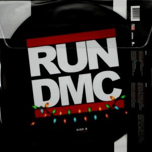 RUN D.M.C. christmas in hollis - pic disc 12""