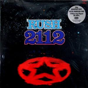 RUSH 2112 LP