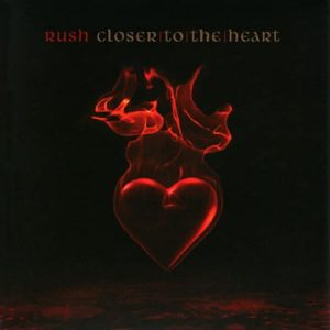 RUSH closer to the heart 7""