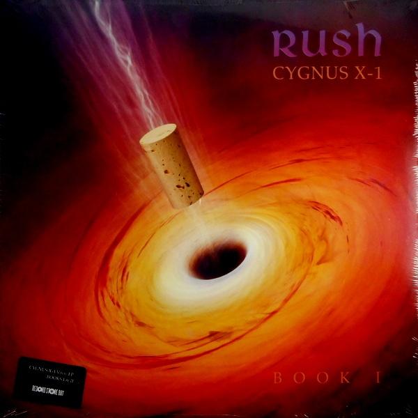 """RUSH cygnus X-1 12"""""""