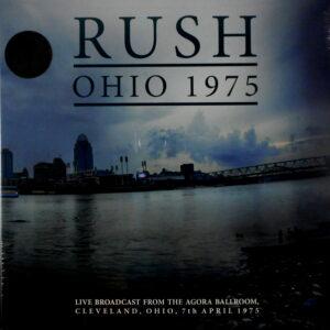 RUSH ohio 1975 LP