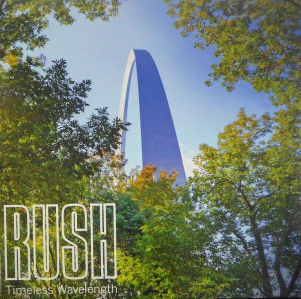RUSH timeless wavelength LP