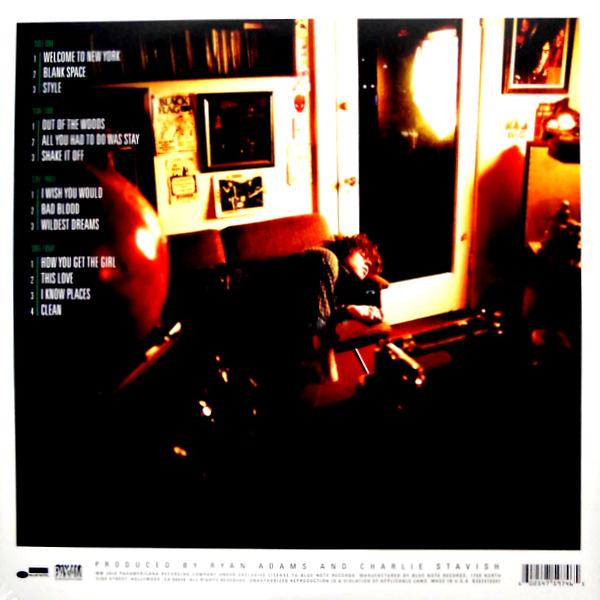 ADAMS, RYAN 1989 LP